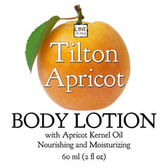 Tilton Apricot Body Lotion