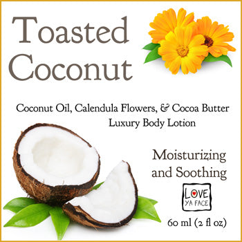 Toasted Coconut Body Lotion