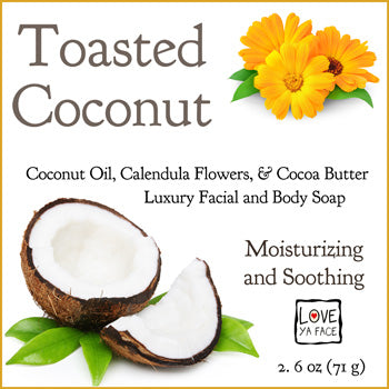 Toasted Coconut - Body Bar Soap