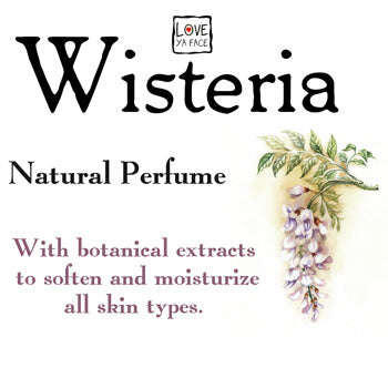 Wisteria Natural Essential Oil Perfume