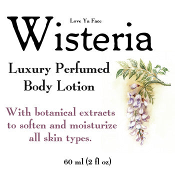 Wisteria Body Lotion