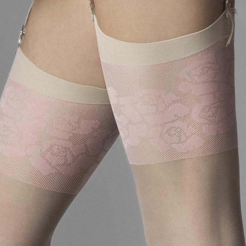 Fiore Blush 20 Denier Stockings