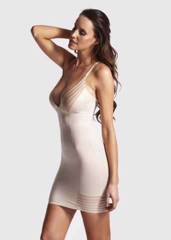 LaSculpte Plunging Shaping Slip With Multiway Straps
