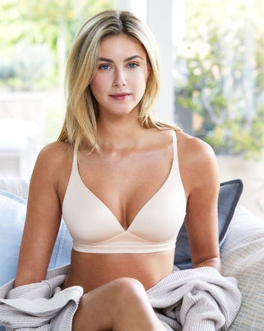 Supersoft Convertible Wire Free Bra SKIN