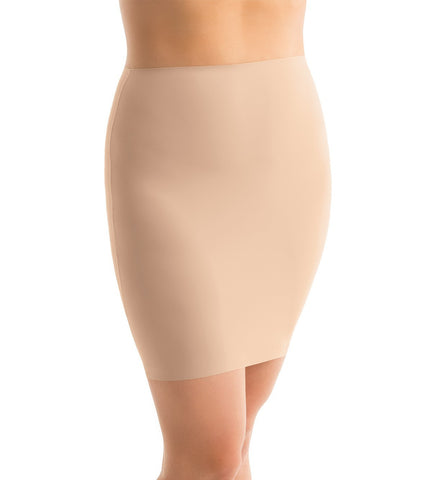 Curvy Sensation Skirt BEIGE