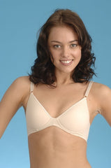 Girls Room 71100 Soft Bra - Sand