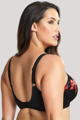 Logan Full Cup Bra BLACK/MULTI