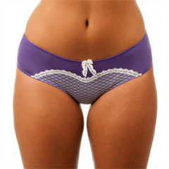 Loretta Brief PURPLE - CLEARANCE
