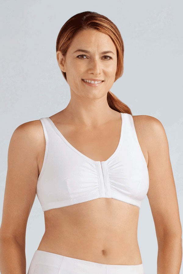 e0d0ac20818a9 Amoena Frances Non-Wired Front Closure Bra