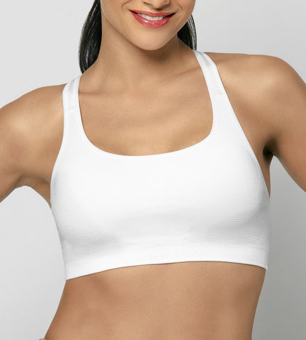 Triaction Seamfree Top WHITE
