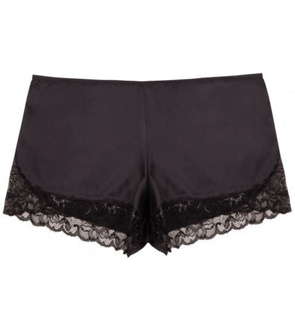 White Label Skylar Madison French Knicker - BLK