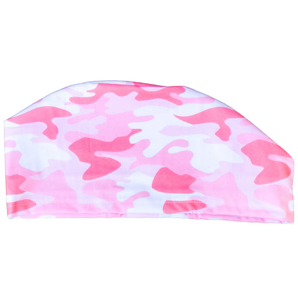 Pink Camo | Modified Bouffant