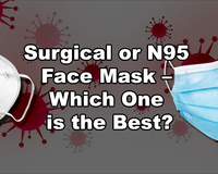Surgical or N95 Face Mask – Which One is the Best?