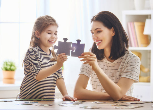 Benefits of Games and Puzzles in Child Development