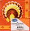 TOM TURKEY Cocktail/ Dessert  Napkins, 16ct , Case Pack of 60 , Ideal for Bulk Buyers