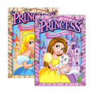 JUMBO PRINCESS Coloring  Activity Book
