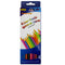 Coloring Pencils, Long Lasting and Brightly Hued, 8 Count Per Box, Pre-sharpened, Case Pack of 80 , Ideal for Bulk Buyers