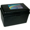 "ECLIPS Index Card Box, 3""x 5"", Black , Case Pack of 48, Ideal for Bulk Buyers"
