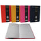 "Elegant and Stylish Journals, 5"" x 7 3/4"", 240 sheets, Assorted Colors, In Display Case Pack of 36, Ideal for Bulk Buyers."