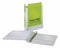 "CARDINAL 1"" View Binder Heavy Duty, White, Case Pack of 12, Ideal for Bulk Buyers"