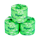 Elegant 2 Ply Bathroom Tissue 500 sheets , Case Pack of 96 , Ideal for Bulk Buyers