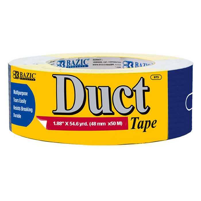 "1.88"" X 60 Yards Blue Duct Tape"