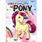 My First Pony Coloring Book & Activity Book, Case Pack of 48, Ideal for Bulk Buyers