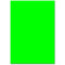 "Foam Board, 20"" x 30"", Neon Green, Case Pack of 25, Ideal for Bulk Buyer"