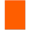 "Foam Board, 20"" x 30"", Neon Orange, Case Pack of 25, Ideal for Bulk Buyers"