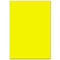 "Foam Board, 20"" x 30"", Neon Yellow, Case Pack of 25, Ideal for Bulk Buyer"
