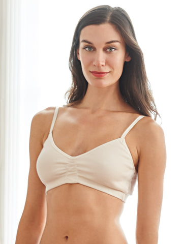 Cotton Adjustable Bra