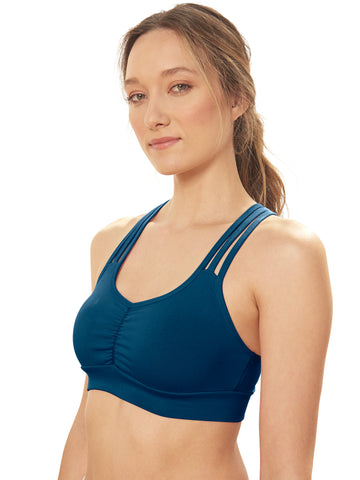 Triple Strap Active Bra