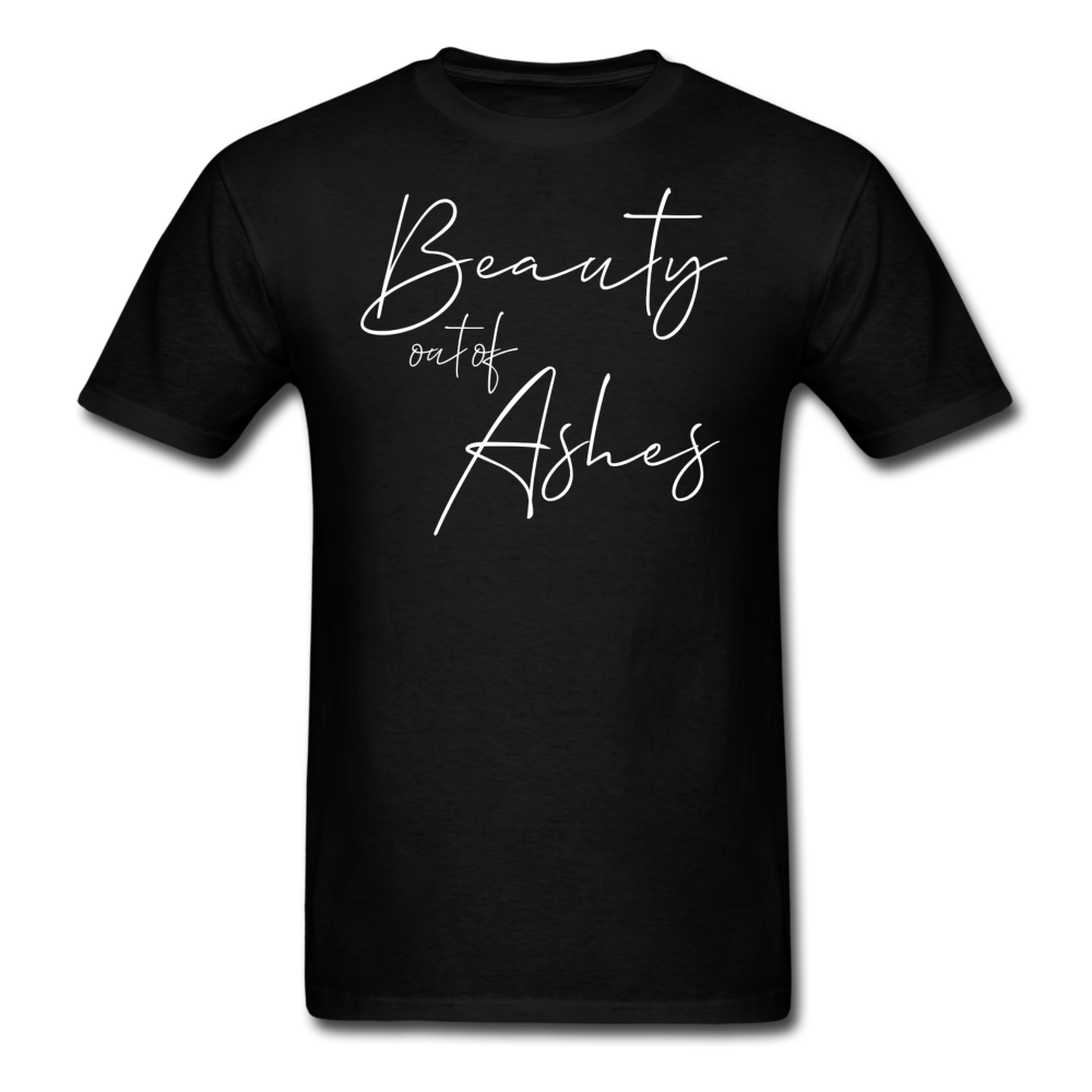 The Eva Collection - Beauty out of Ashes - black