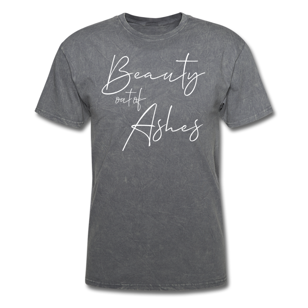 The Eva Collection - Beauty out of Ashes - mineral charcoal gray