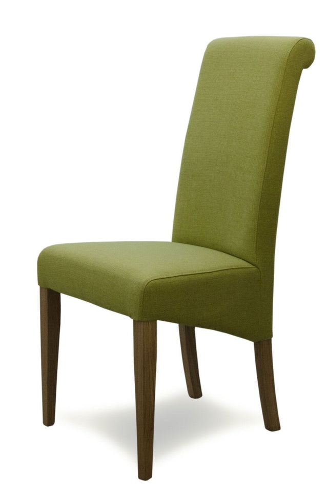 Lime Fabric Chair
