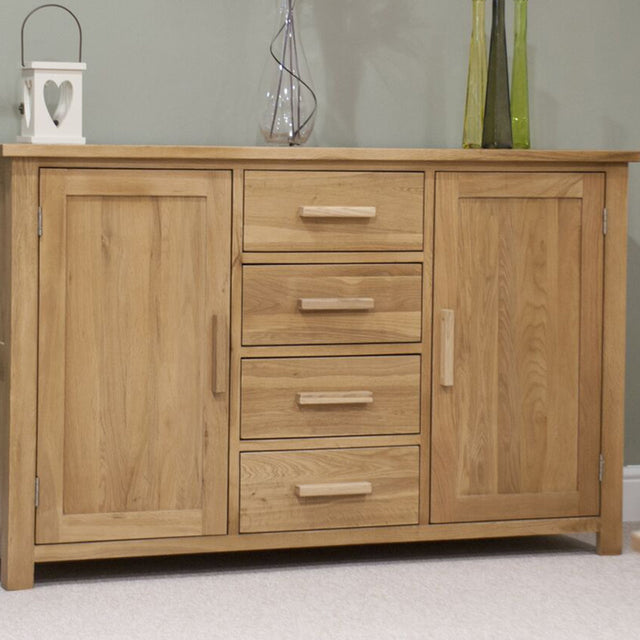 Florence Oak Large Sideboard
