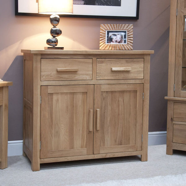 Florence Oak Small Sideboard
