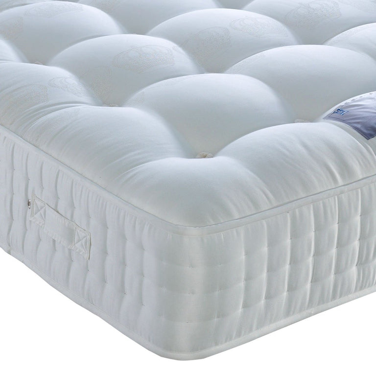 Royal Crown Natural 3000 Mattress 30cm Depth - Medium Firm