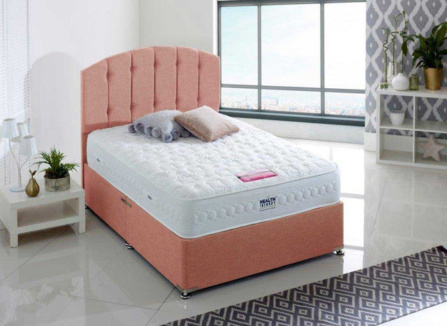 Value Essence Open Coil And Memory Foam Mattress Depth 25cm Medium Comfort
