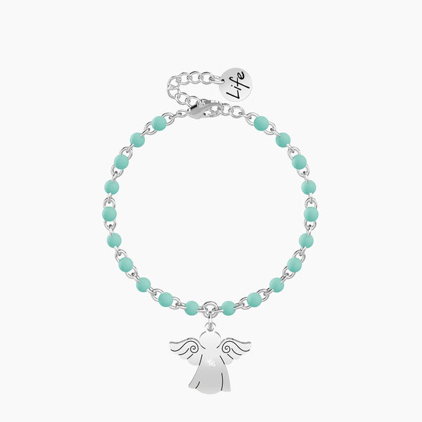 Bracciale Donna Con charms/beads in Acciaio KIDULT Colore Verde 731854Variante 1
