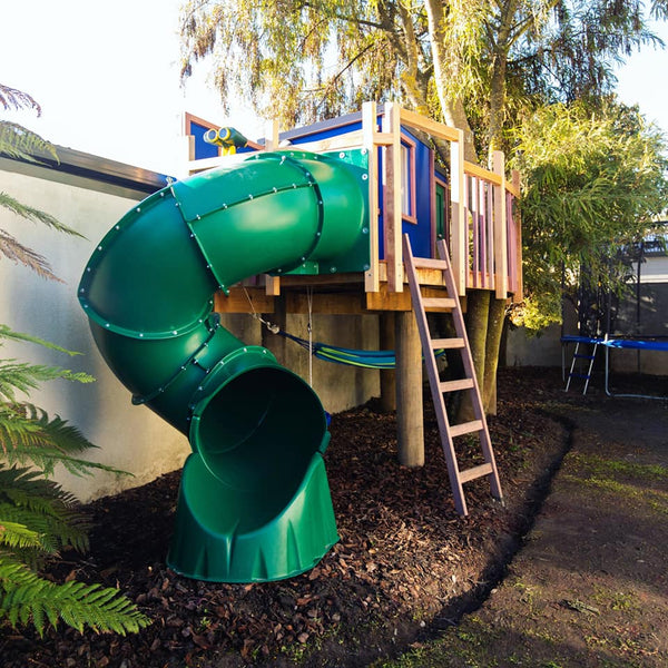 Extreme Tube Slide for a 1.5m platform