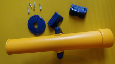 Toy Telescope  -Yellow