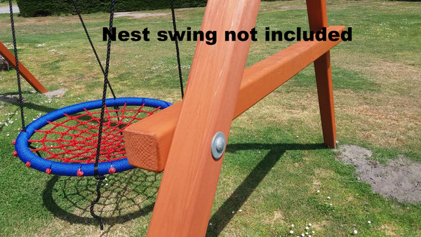 Fun swings for children of all ages