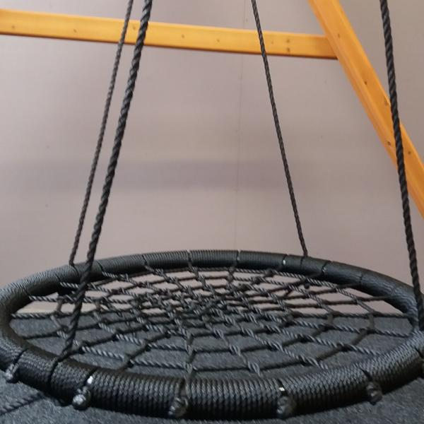 Nest swing - 100cm - NOW has option of a wooden frame