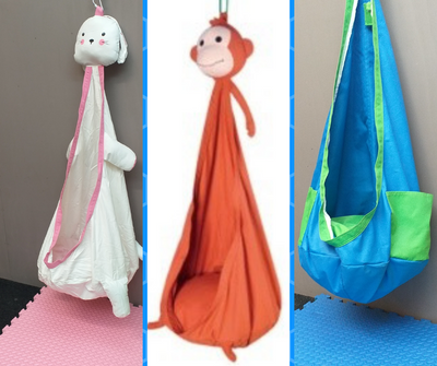 Canvas Cacoon Swing