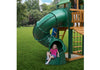 Tube slide - 1.5m deck height