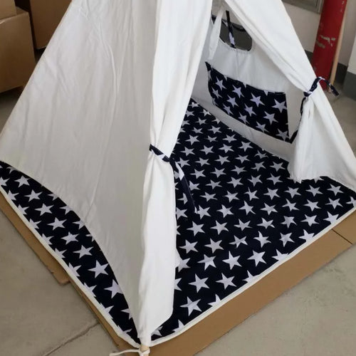 Quilted mat - to match Tee Pee