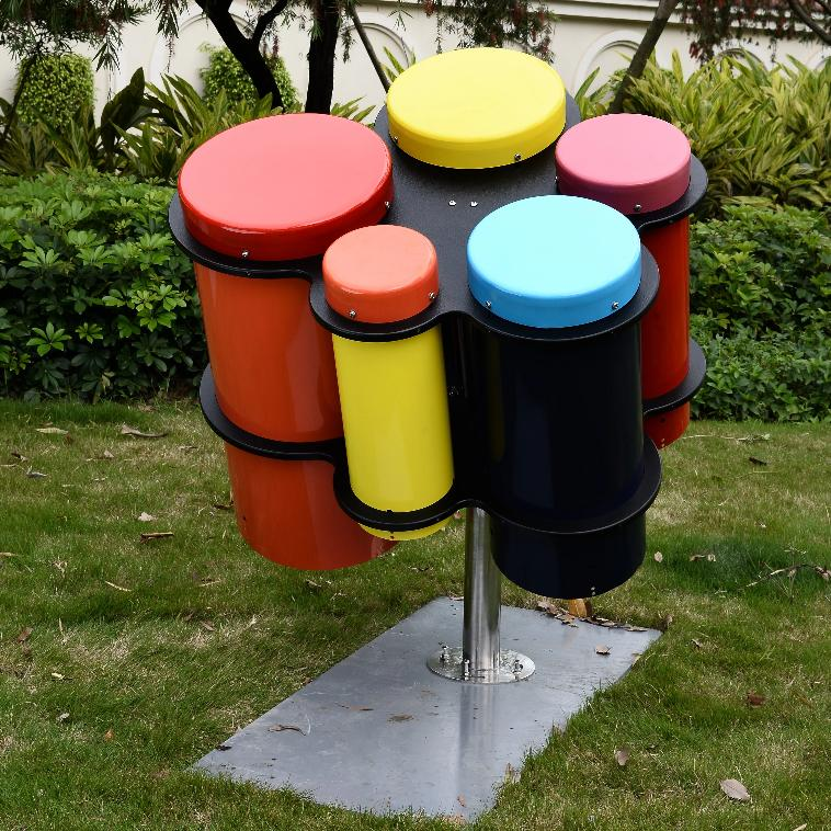 Outdoor Drums