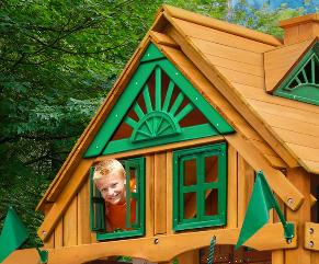 Add on Treehouse Front