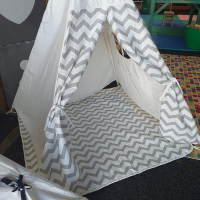 Teepee Tee pee Tipi Fabric House Playhouse